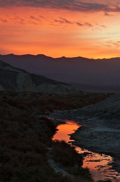 Salt Creek sunrise