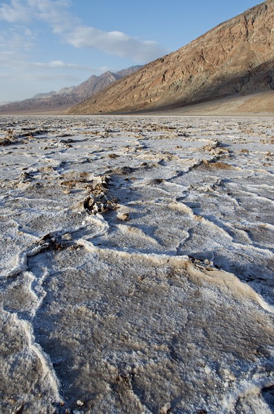 Polygons at Badwater