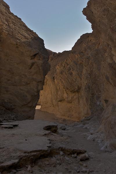 Golden Canyon #1