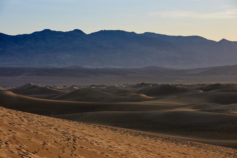 Death Valley Winter 2010
