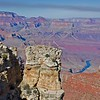 Mather Point, midday