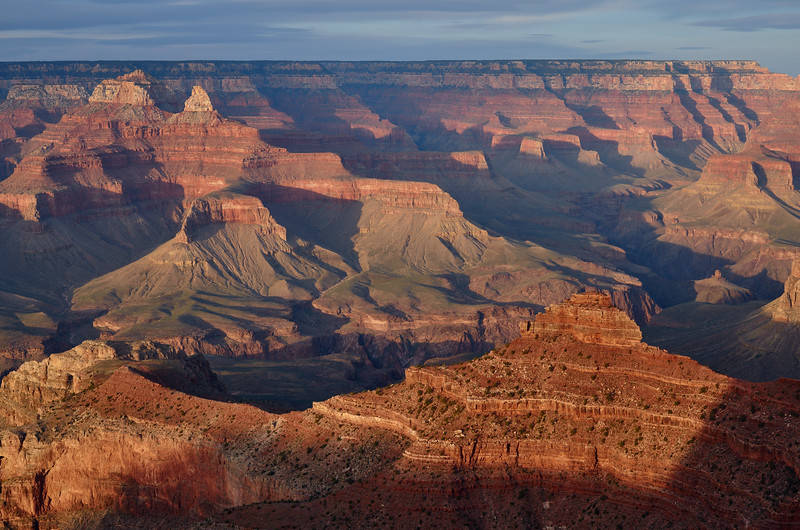 The Battleship from Mather Point