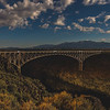Bridge over the Rio Grande