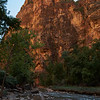 Virgin River Cliff