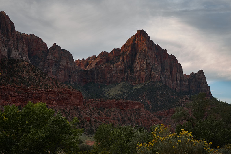 The Watchman, Morning Light