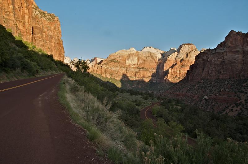 Mount Carmel Highway #9