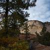 Checkboard mesa, distant view