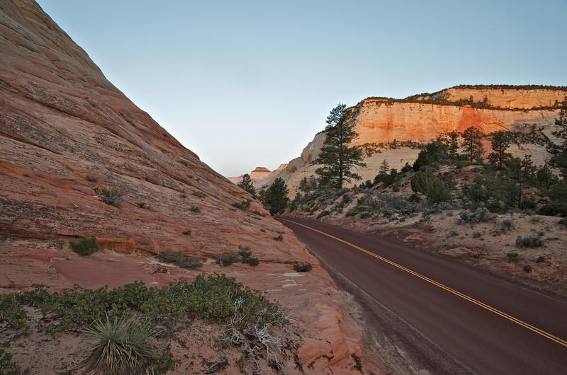 Mount Carmel Highway #1