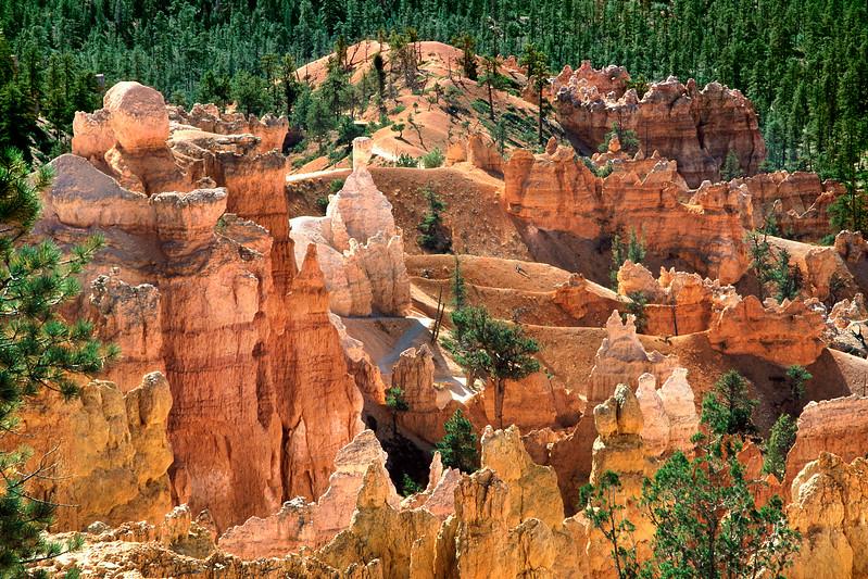 Bryce Hoodoo Formation