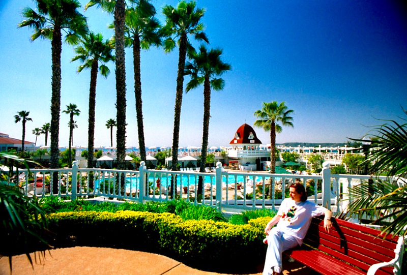 Hotel del Coronado, Coronado, CA