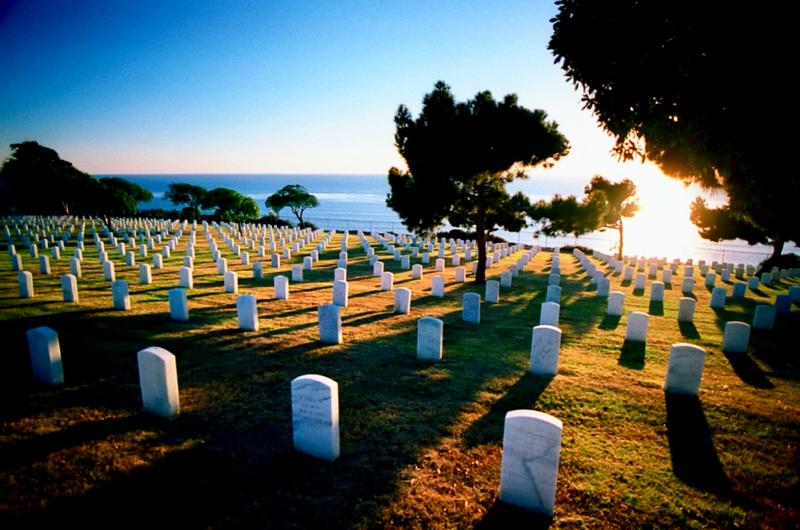 Fort Rosecrans National Cemetery, San Diego, CA