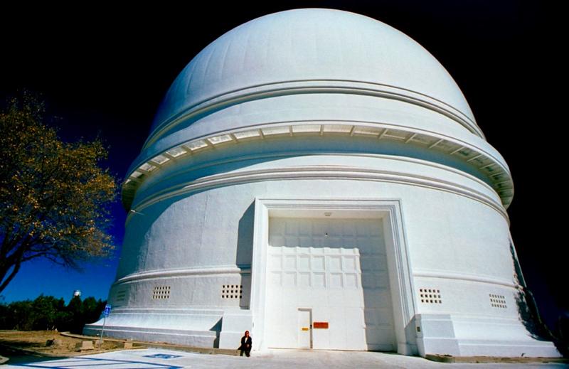 Palomar Observatory, CA