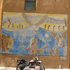 Mural near the Post Office