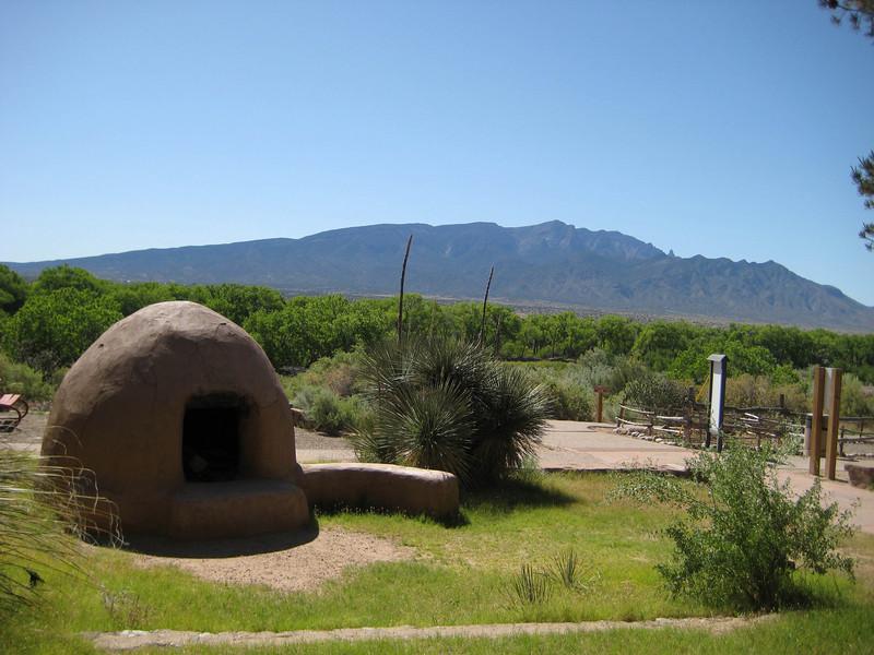 Kuaua Pueblo - Coronado State Monument, New Mexico