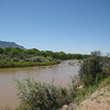 The Rio Grande by Kuaua Pueblo