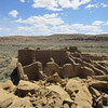 Pueblo Bonito, Chacoan complex, occupied circa 850-1250 AD.