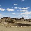 One of many large kivas, Pueblo Bonito, Chacoan complex, occupied circa 850-1250 AD.