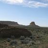 Una Vida looking south to Fajada Butte