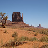 A Mitten, Monument Valley