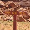 Rain God Mesa