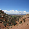The Kitchen trail, Ghost Ranch, NM.