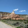 Entrance to the Echo Amphitheater, Carson National Forest, off hwy 84 north of Abiquiu