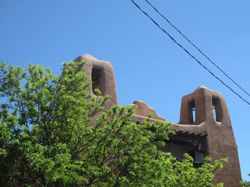Santa Fe adobe