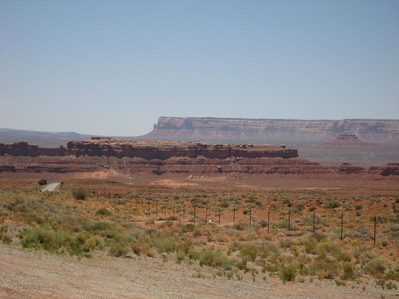 Highway 163, Utah