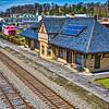Abingdon Train Depots