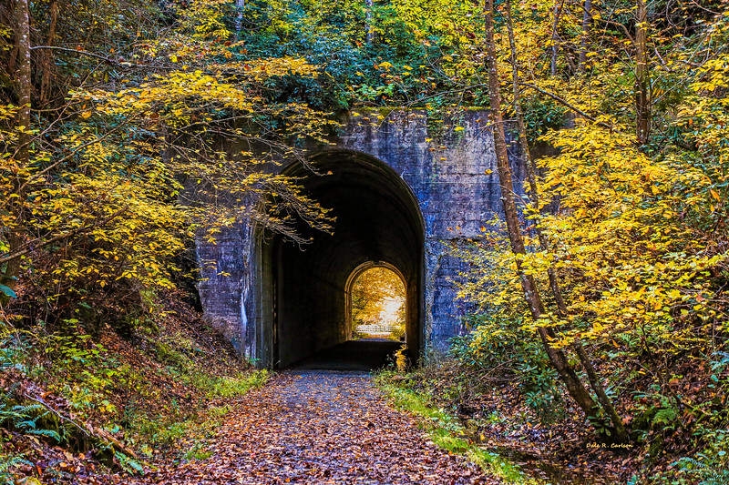 Guest River Gorge Tunnel