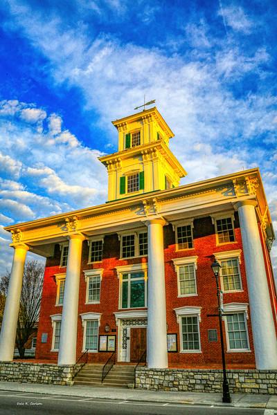 Courthouse Sunrise