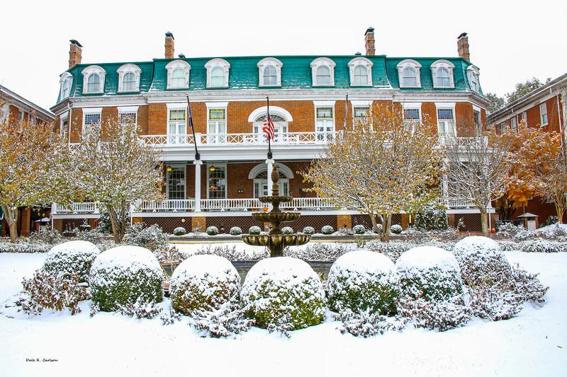 Winter at the Martha