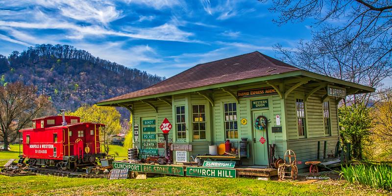 Fannon Train Museum