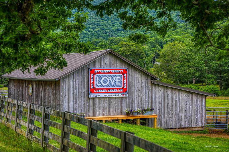 LOVE Virginia