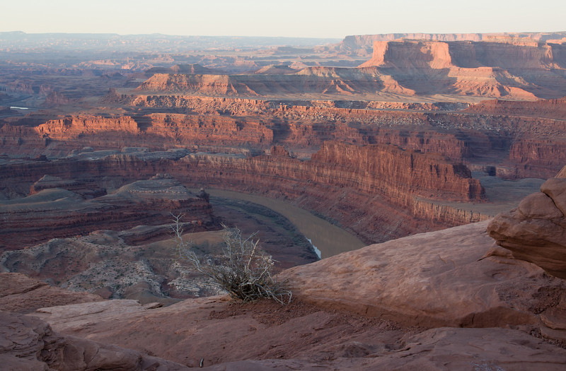 Sunrise from Dead Horse Point