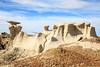 Bisti Formation <br /> <br /> Bisti/De-Na-Zin Wilderness  <br /> Farmington, New Mexico <br /> (5II2-14348)