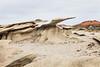 Bisti Cranes <br /> <br /> Bisti Badlands <br /> Farmington, New Mexico <br /> (5II2-14548)