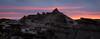 Evening Glow <br /> <br /> Bisti/De-Na-Zin Wilderness  <br /> Farmington, New Mexico <br /> (5II2-14735)