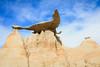 Balancing Act <br /> <br /> Bisti/De-Na-Zin Wilderness  <br /> Farmington, New Mexico <br /> (5II2-14358)