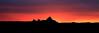 Sunset at Bisti Badlands <br /> <br /> Bisti/De-Na-Zin Wilderness <br /> Farmington, New Mexico <br /> (5II2-14722)