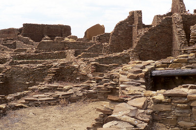 Chaco Walls and Rooms, 2003