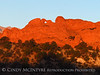 Garden of Gods, Kissing Camels, dawn