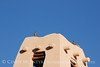 Fake Owl sentinels on Courthouse, Gallup NM (2)