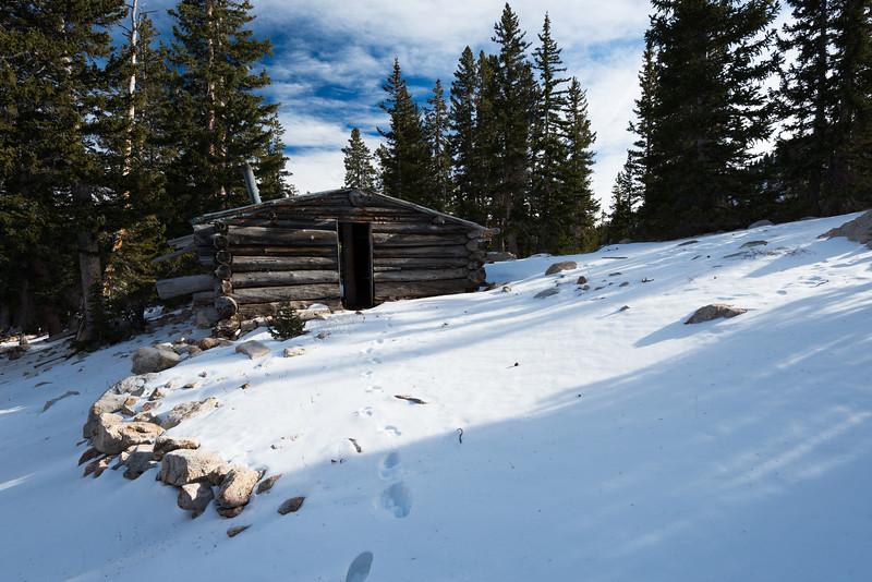 Johnson Lake Cabin