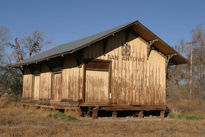 San Antonio Freight Station, 2005