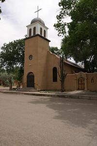 Cerrillios Church, 2005