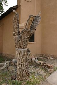 Cerrillios Church Yard, 2005