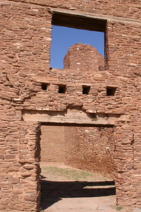 Salinas Pueblo Missions National Monument, NM