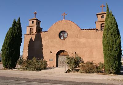 Church, San Antonio, NM, 2005