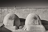 Two Ovens <br /> <br /> Taos Pueblo <br /> Taos, New Mexico <br /> (5II2-11494)